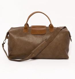 Brouk & Co Alpha Leather Duffle