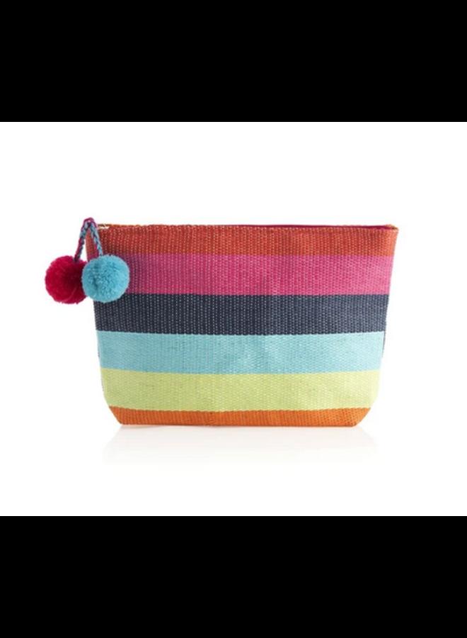 Rainbow Zip Pouch