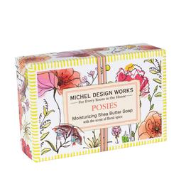 Michel Boxed Soap Posies