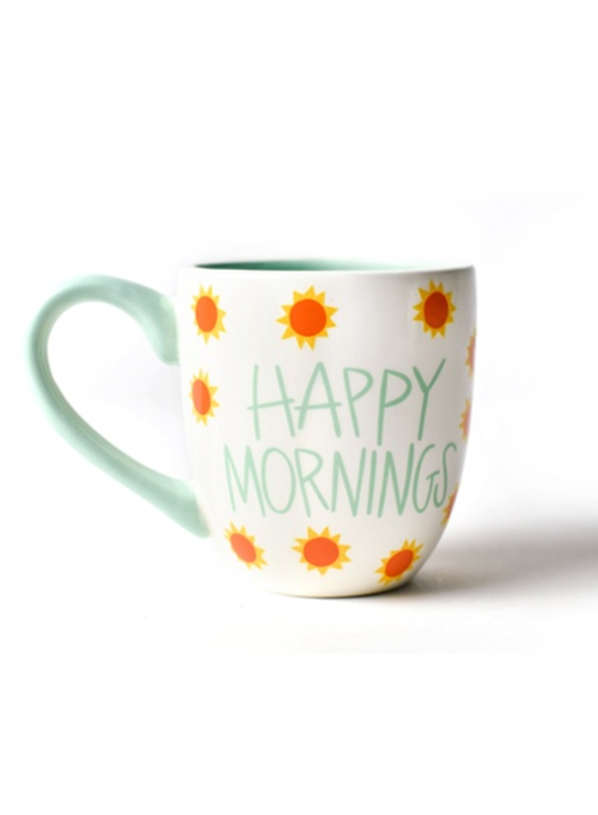 Happy Mornings Mug