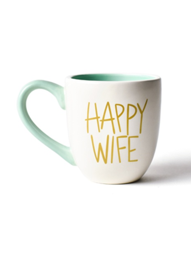 Happy Wife Mug