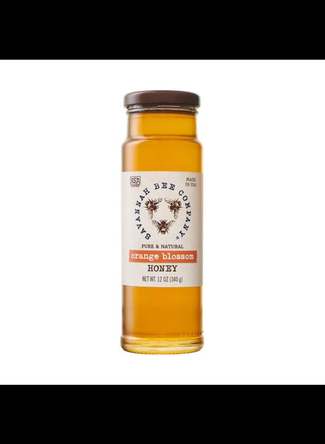 Orange Blossom Honey 12oz