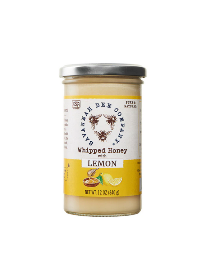 Whipped Honey w/ Lemon 12oz