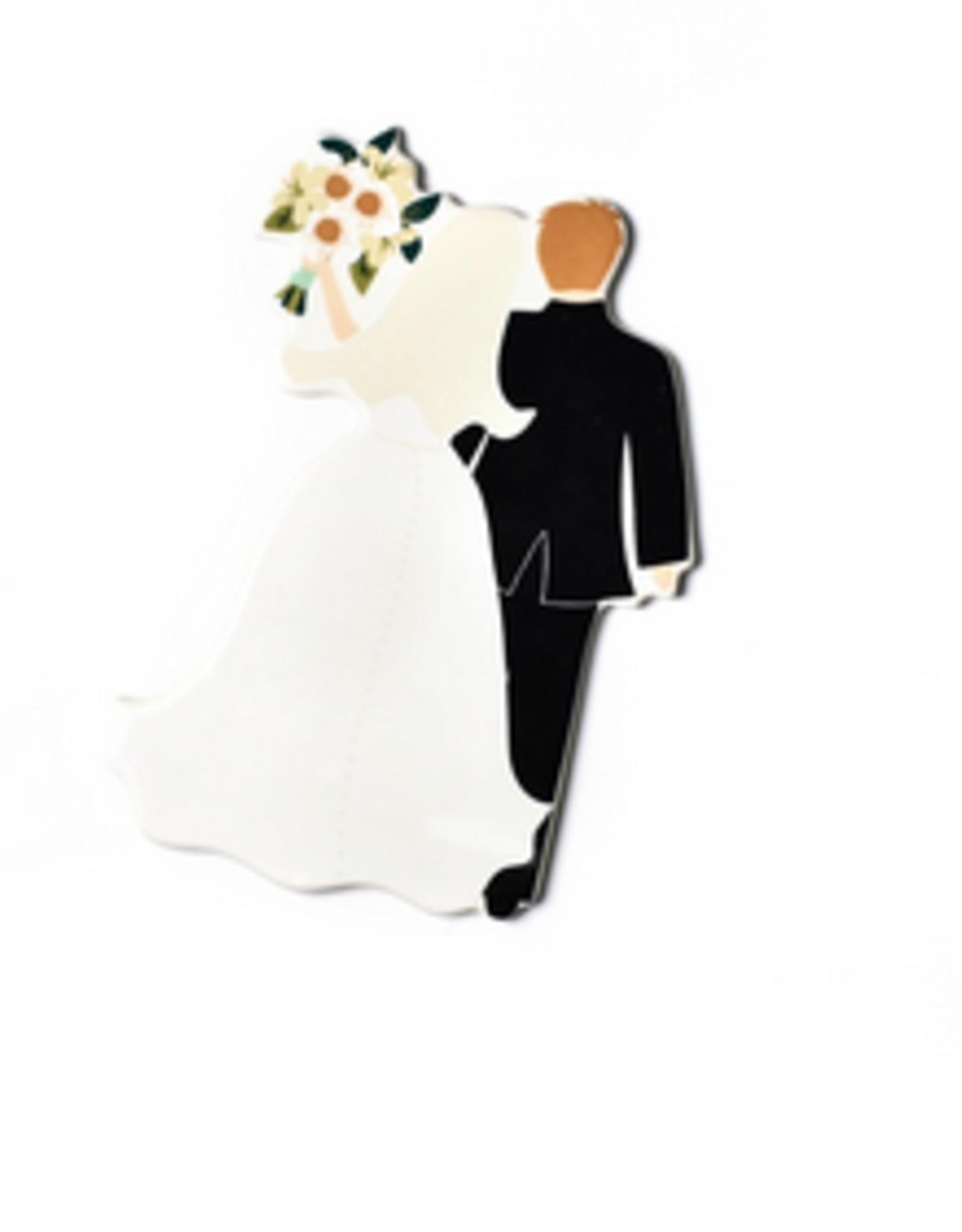 Coton Colors Mini Attachment Bride Groom