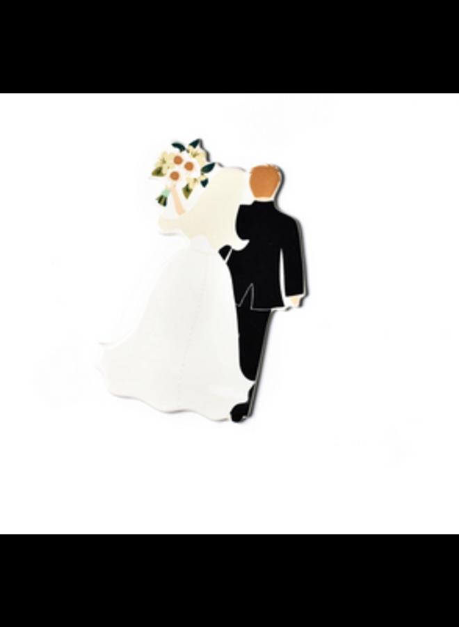 Mini Attachment Bride Groom