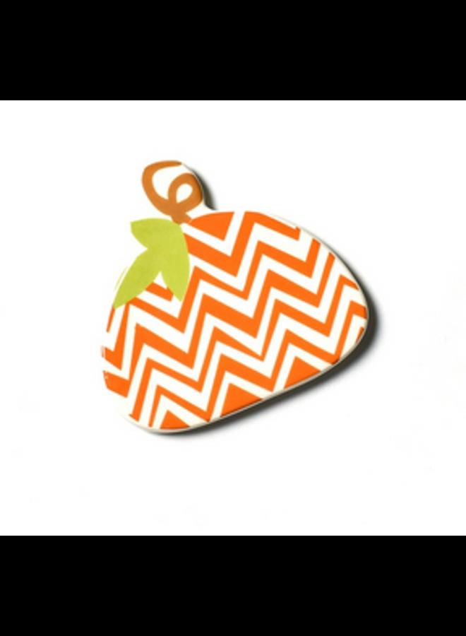 Mini Attachment Chevron Pumpkin