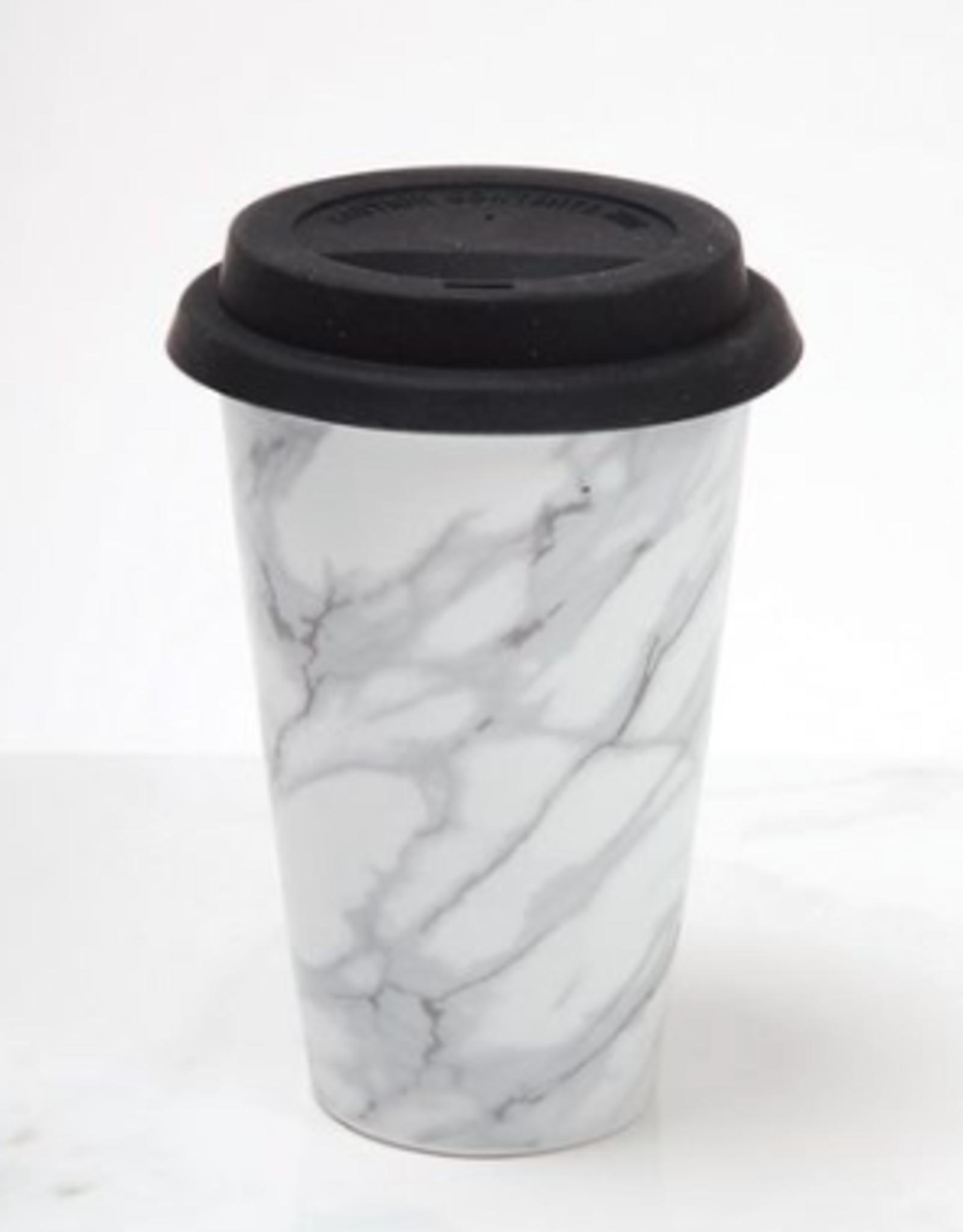 8 Oak Lane Marble Travel Mug