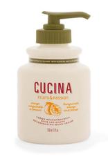 Cucina Hand Cream Sanguinelli Orange and Fennel