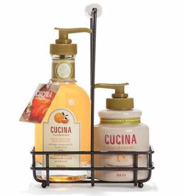 Cucina Hand Care Duo Sanguinelli Orange and Fennel