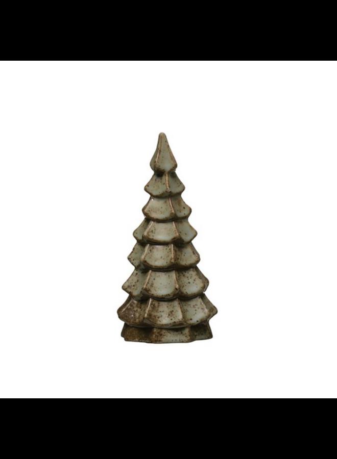"Stoneware Tree - 6"""