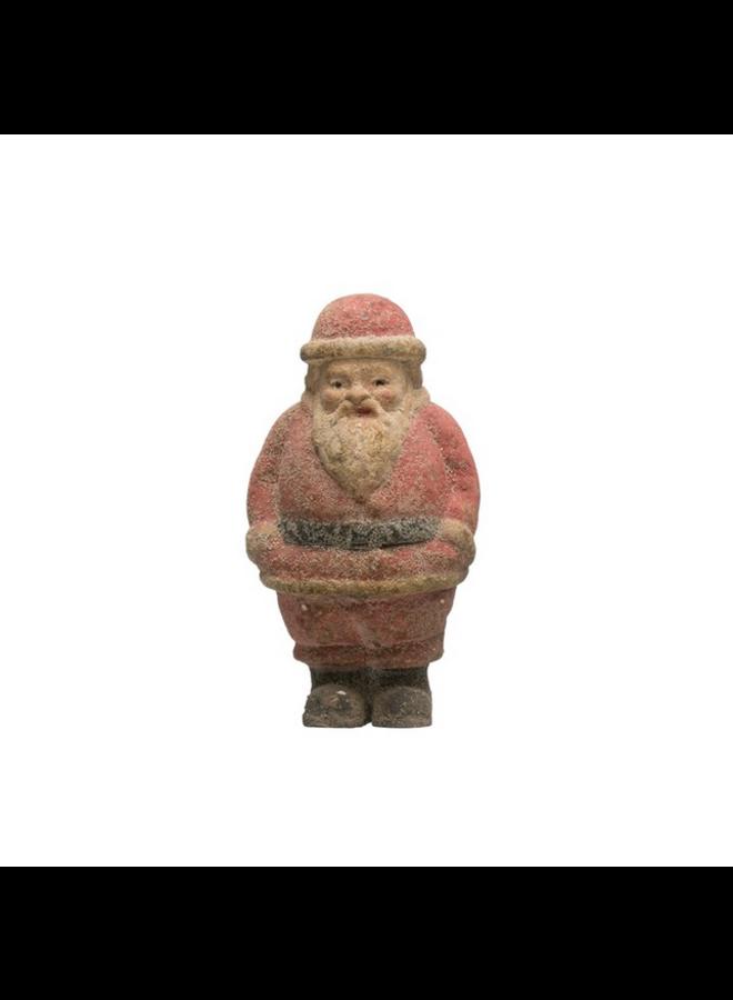 Vintage Magnesia Santa