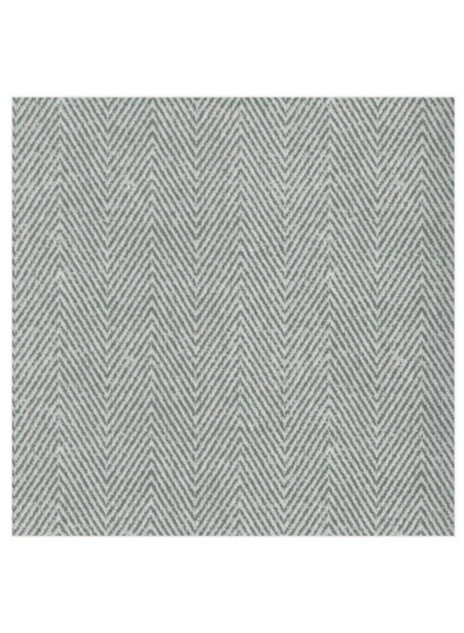 Cocktail Linen Napkin - Jute Charcoal