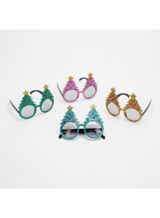 Tree Glasses - assorted
