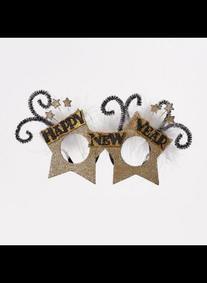 Happy New Year Eyeglasses