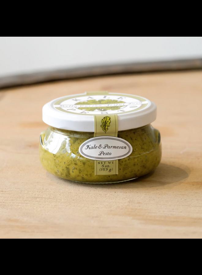 Kale & Parmesan Pesto