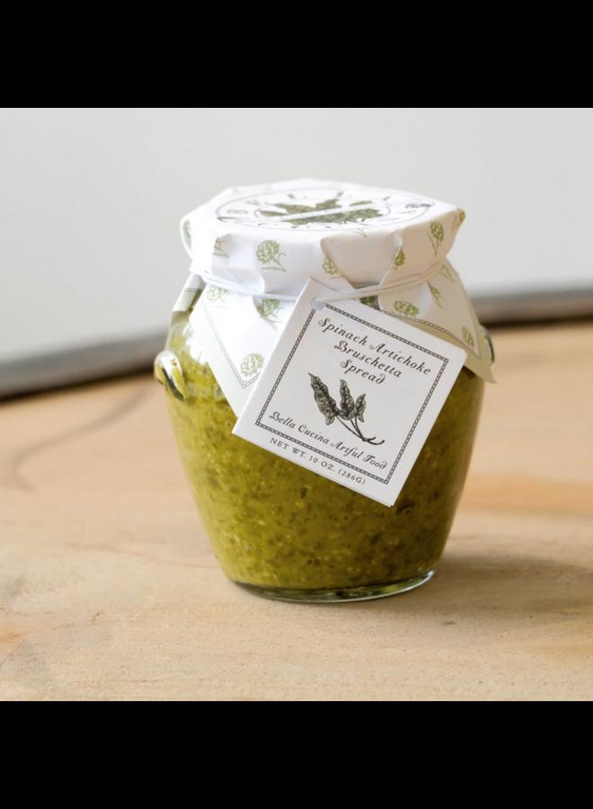 Spinach & Artichoke Brushetta Spread