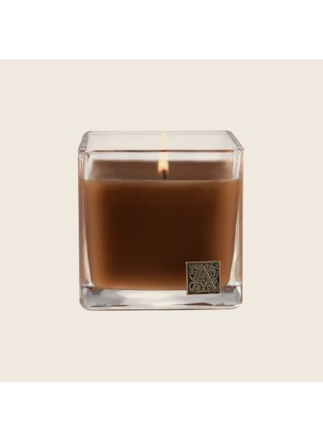 Cinnamon Cider - 12oz Cube Candle