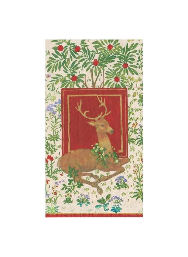 Guest Towel - Stag Ivory