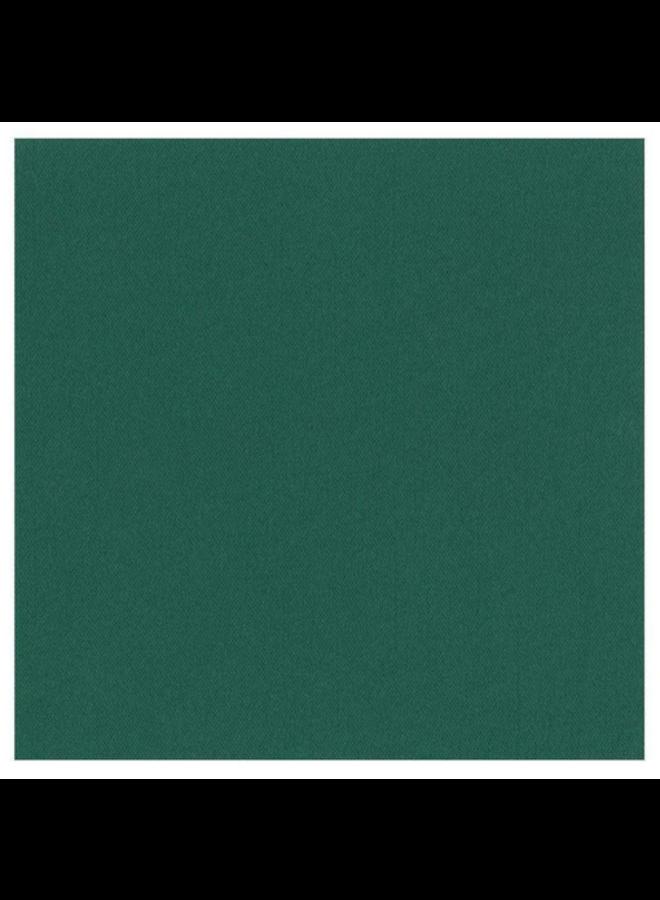 Luncheon Linen Napkin - Hunter Green