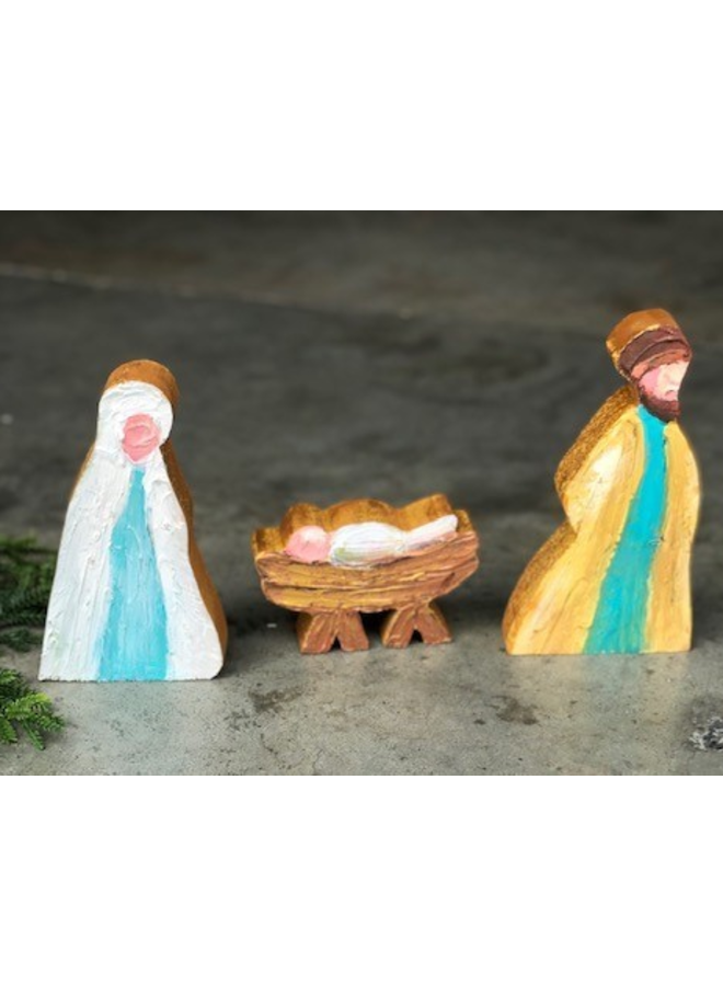 Holy Family - set of 3