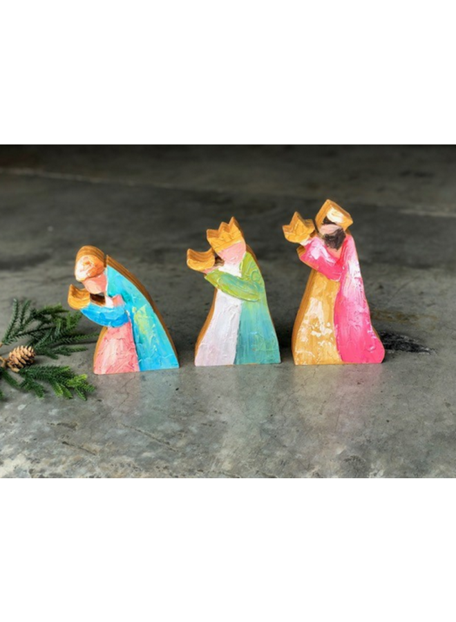 Set of Three Kings