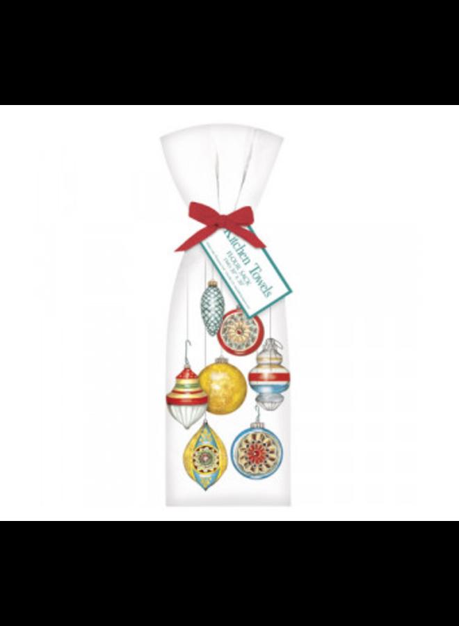 Hanging Ornaments Towel