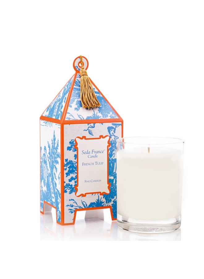 French Tulip Candle