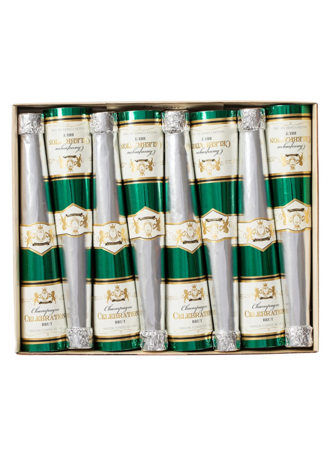 Cone Crackers - Champagne Bottle