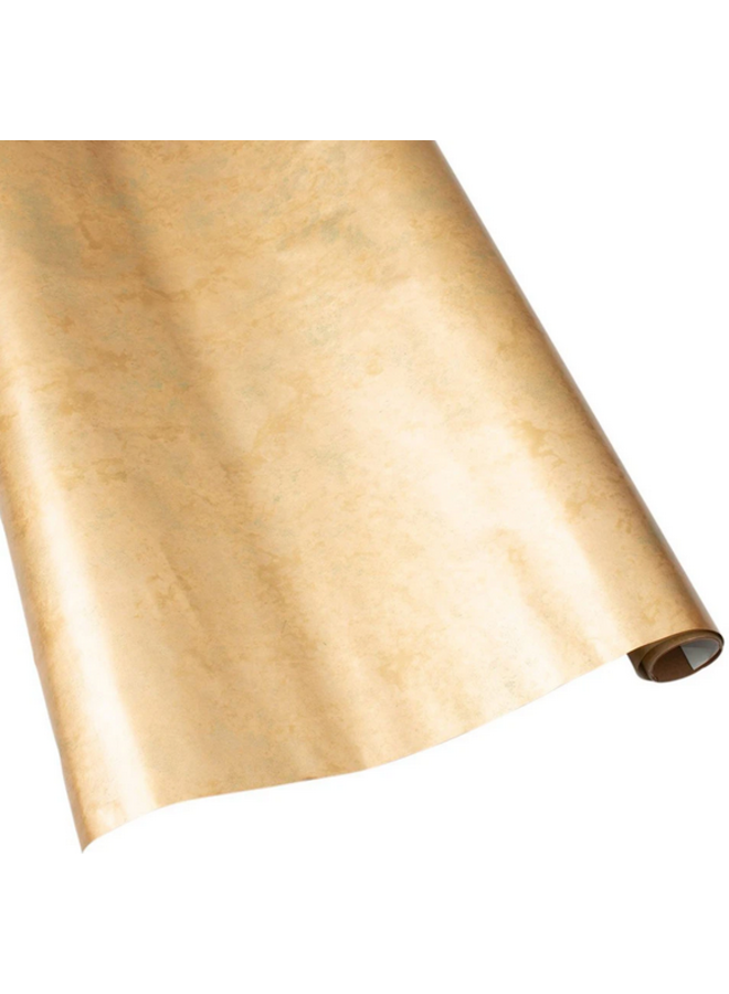 Wrapping Paper - Antique Gold