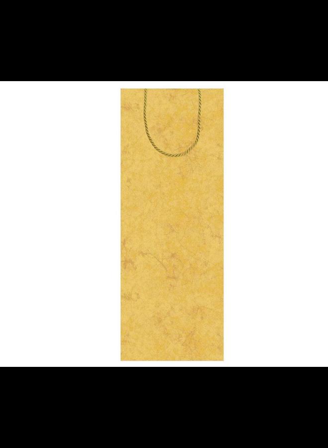 Wine Bag - Antique Gold