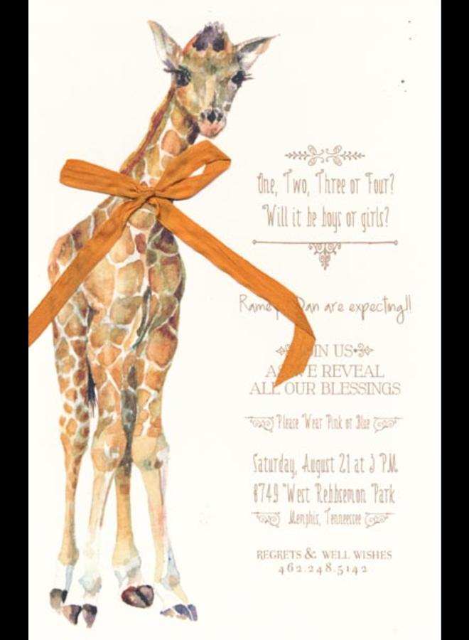 Odd Balls - Giraffe Calf