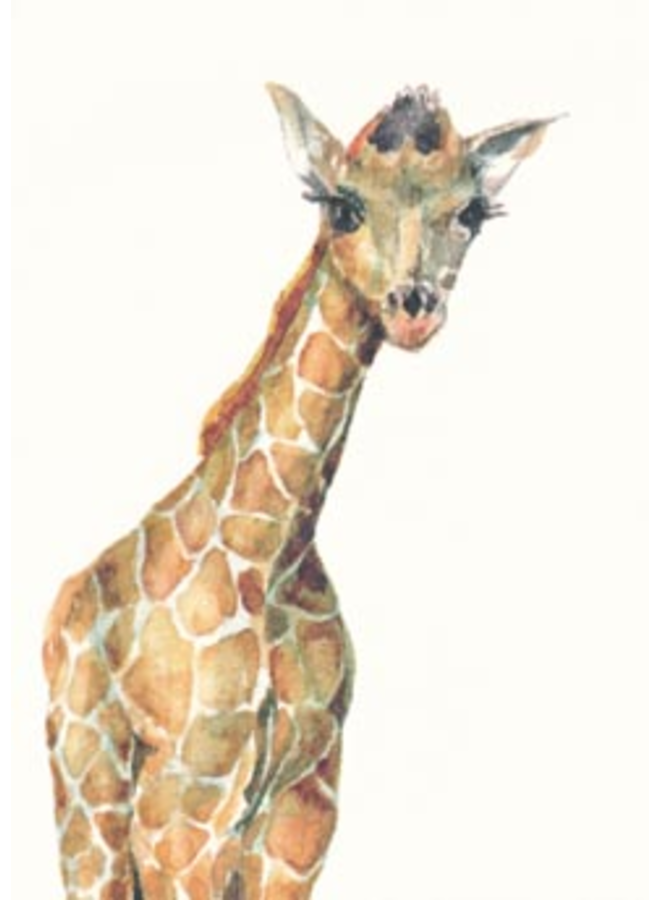 Odd Balls - Giraffe Calf Foldover