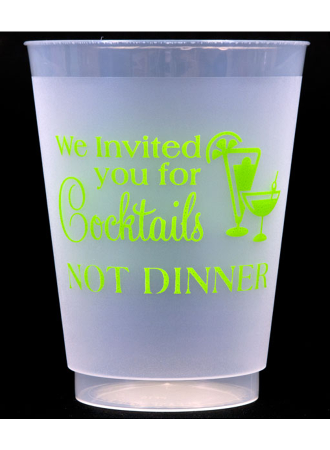 Shatterproof Cups - We invited you