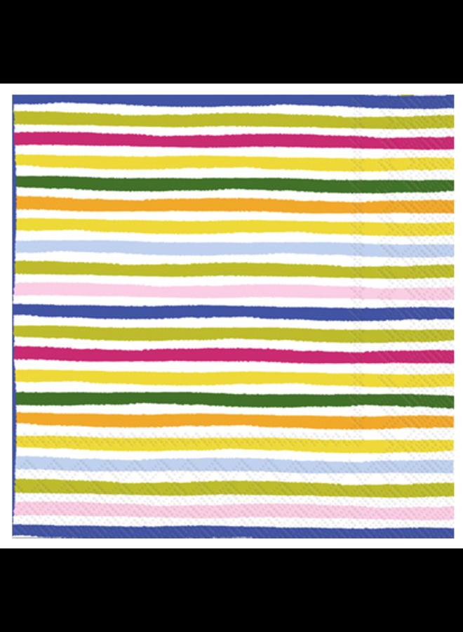 Cocktail Napkin - Smart Stripes