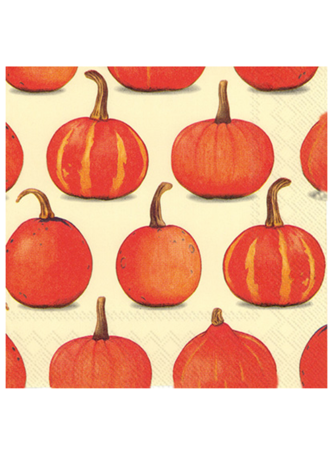 Luncheon Napkin - Pumpkin Party