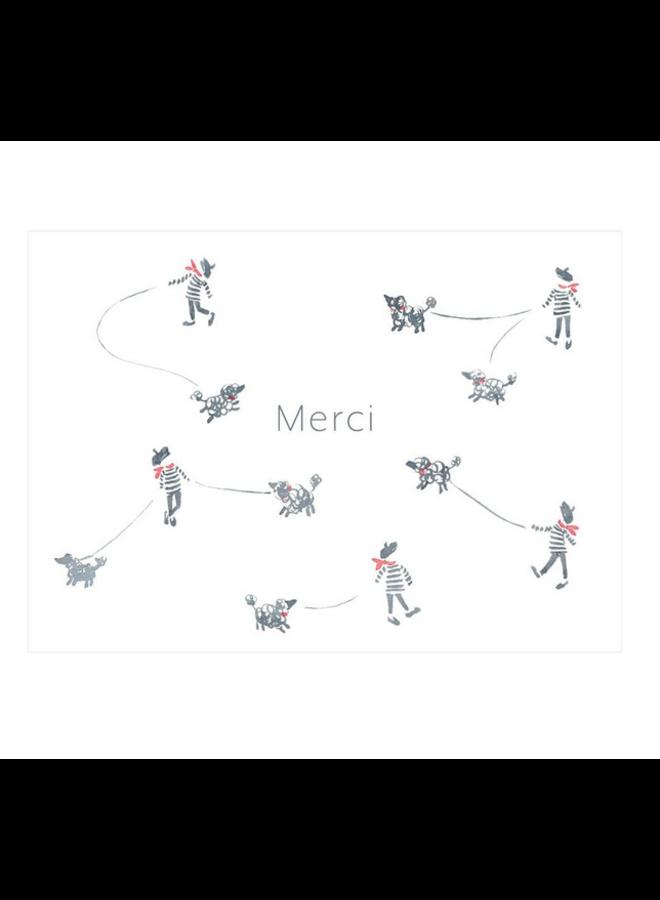 Boxed Note Cards - Francois Et Fifi