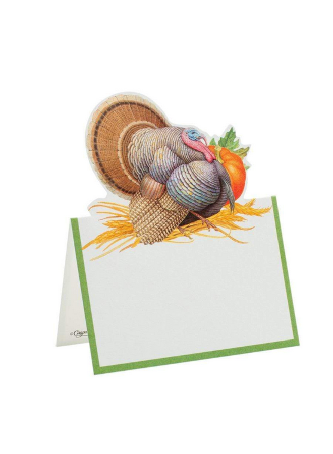 Place Cards - Die-Cut - Thanksgiving Harvest