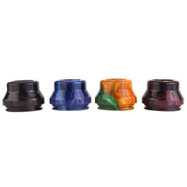 22mm Chuff Resin Drip Tip