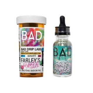 Bad Drip Labs Farleys Gnarly Sauce Salt 25mg