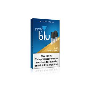 Blu Starter Kit Gold Leaf 2.4%