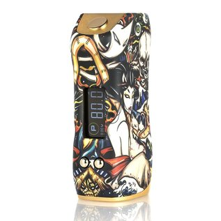 Asvape Mini Michael 80W Gold