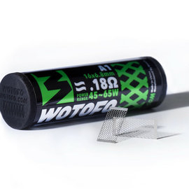 wotofo 10pc mesh pack