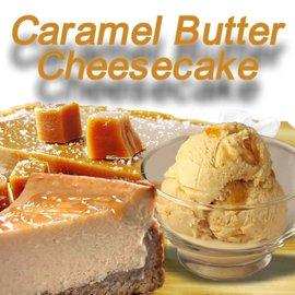 Caramel Butter Cheesecake