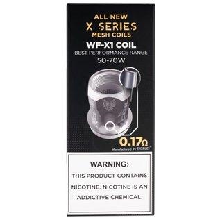 SnowWolf WF X1 Coils