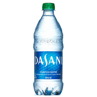 Water Dasani Bottle