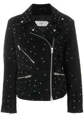 Star Studded Biker Jacket