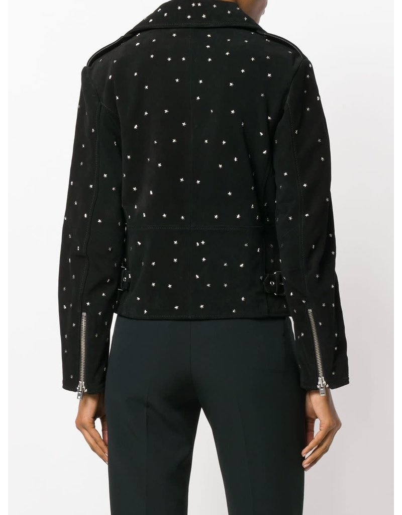 Star Studded Biker Jacket