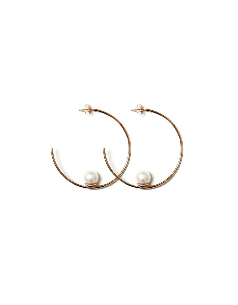 B x JD Exclusive Hoop Earrings