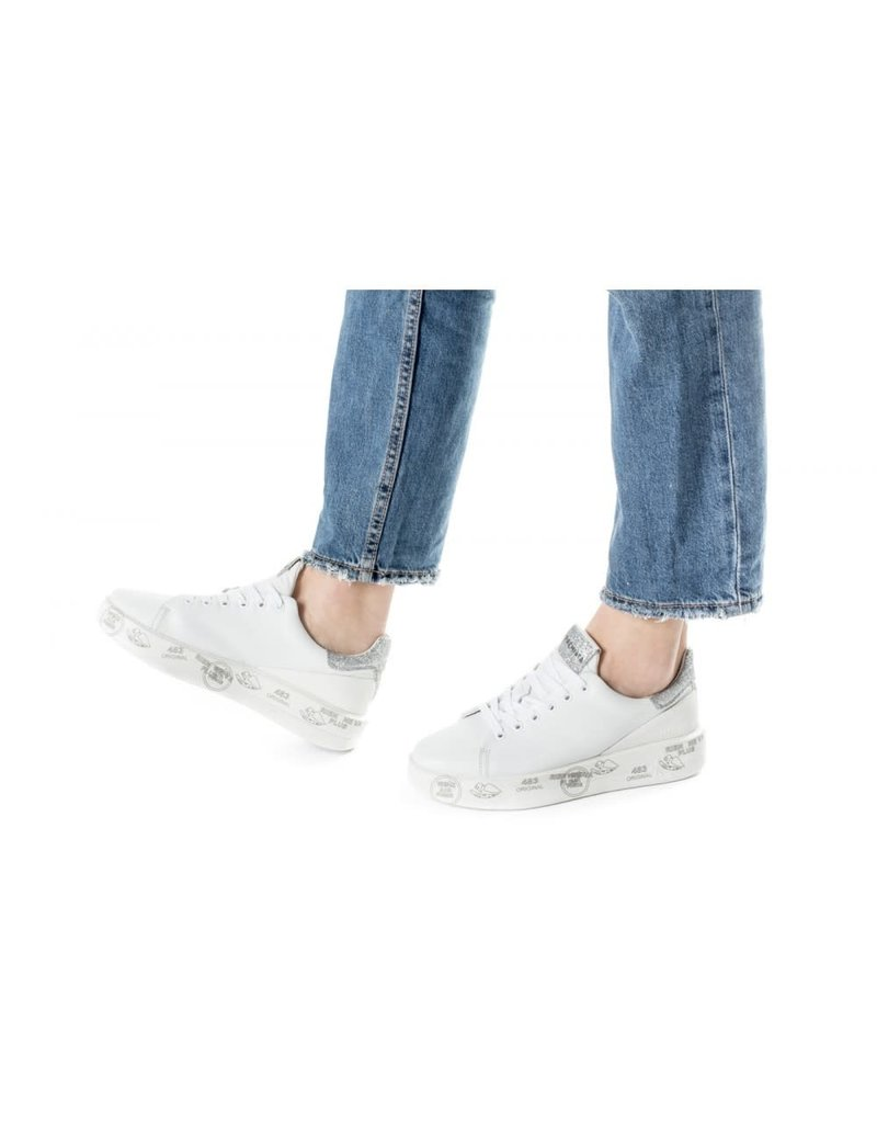 Belle Platform Sneaker