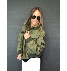 EXCLUSIVE AS65 Bomber Jacket